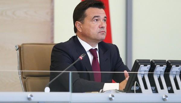 Губернатор Подмосковья занял 22 место в рейтинге оценки репутации