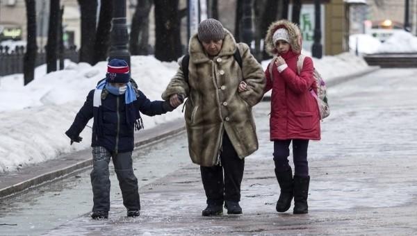 Москва и Подмосковье объявлены зоной повышенной опасности