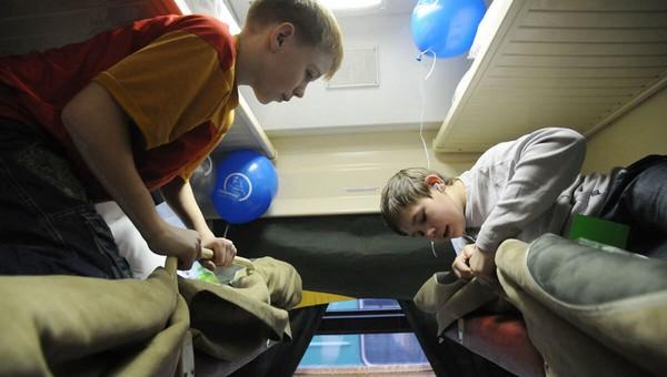 РЖД вводит новые скидки для школьников и многодетных семей