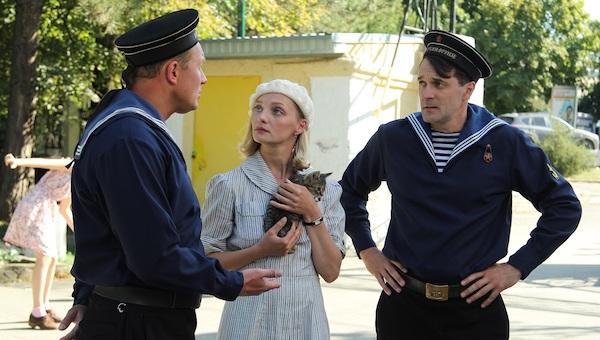 Сегодня начинается показ сериала, снимавшегося в Серпухове