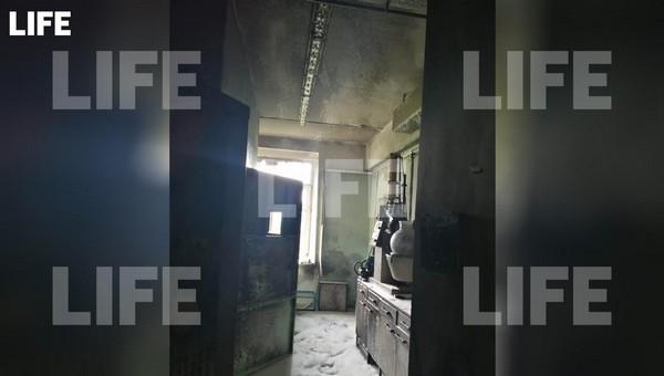 В обнинском радиологическом центре произошел хлопок