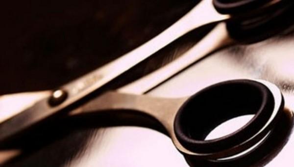 В Подмосковье отвергнутый муж изрезал жену ножницами