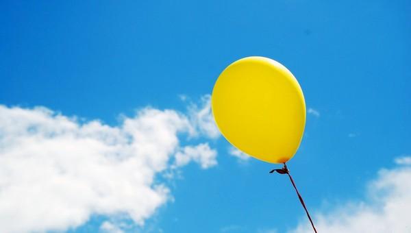 Воздушный шарик всполошил полицию в Москве