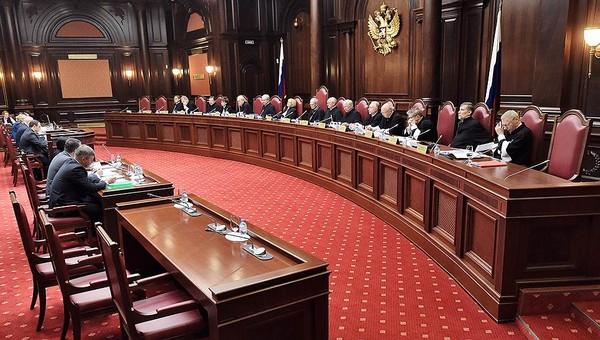 Конституционный суд вынес решение по иску жителя Протвино из-за самоизоляции