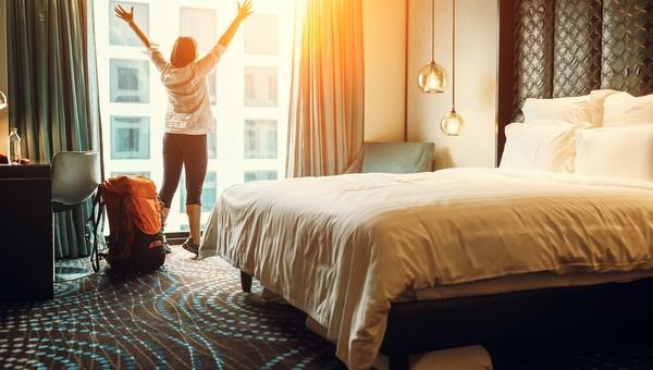 Женщина три месяца прожила бесплатно в фешенебельном московском отеле