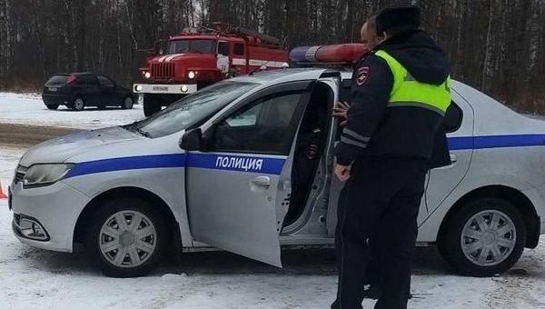 В Тарусе в аварии пострадал пешеход