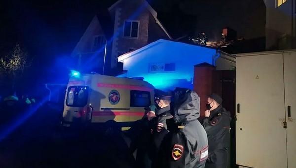 В Подмосковье при пожаре в хосписе погибли девять пожилых людей