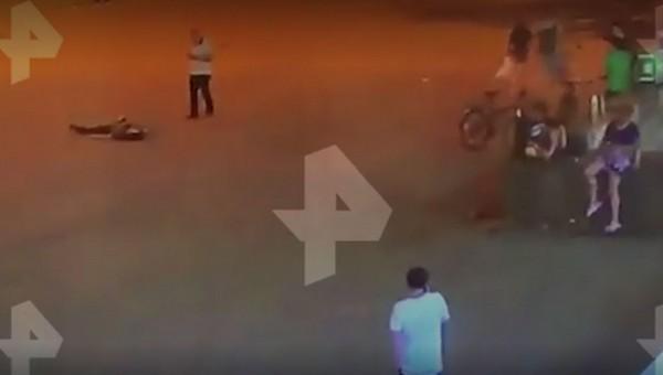 На юге Москвы молодая женщина зарезала двоих мужчин