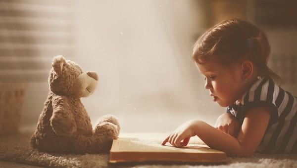 Названы самые популярные в России детские книги