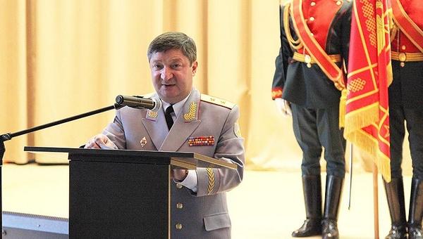 В Москве задержали заместителя начальника Генштаба