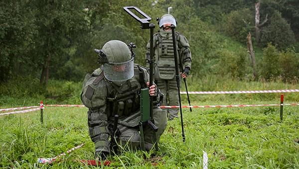 Саперы обнаружили два десятка взрывоопасных снарядов в монастыре