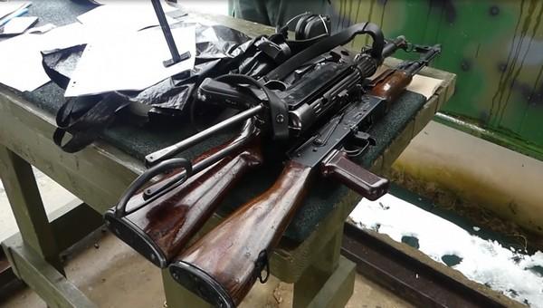 ФСБ накрыла стрелковый клуб, где прятали боевое оружие