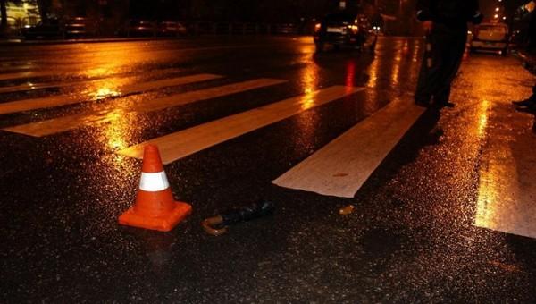 Молодого парня сбили в Серпухове рано утром
