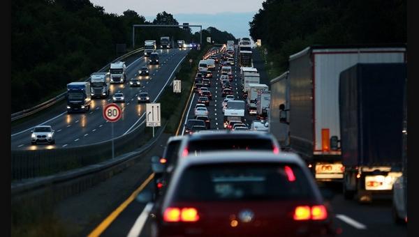 Московский регион занял шестое место в мире по автомобильным пробкам