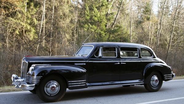 Угнали легендарный лимузин Сталина ЗИС-115
