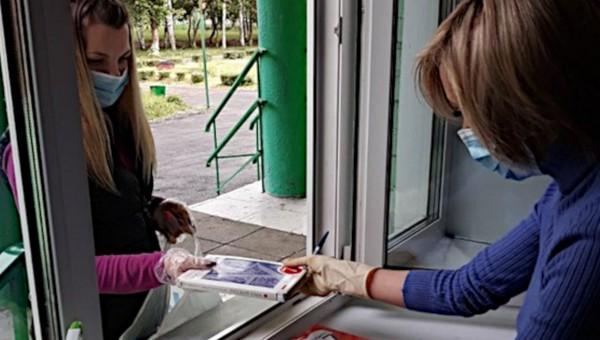В России стали направлять книги на двухнедельный карантин