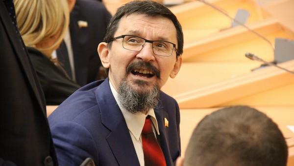 Депутат-единоросс послал коллегу на х**