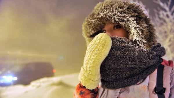 В Подмосковье придут морозы до -17 градусов