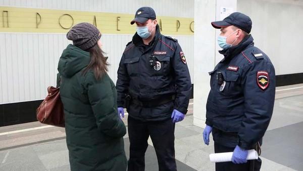 В Москве введут спецпропуска для передвижения по городу