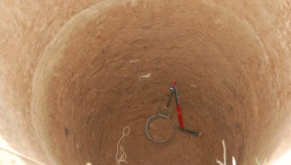 В Подмосковье молодой мужчина оказался заживо погребенным под толщей песка