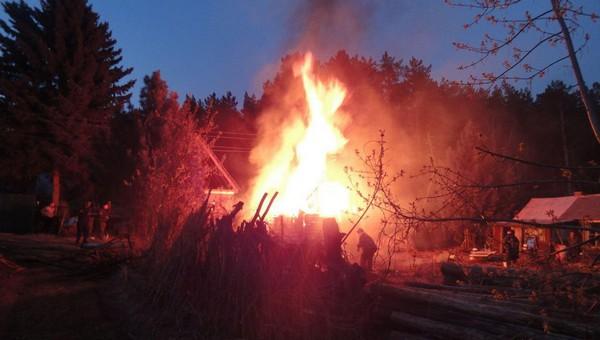 Подросток сгорел в частной бане в Подмосковье