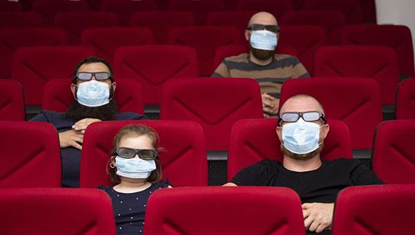 4 причины почему кинотеатры не переживут пандемию Covid-19