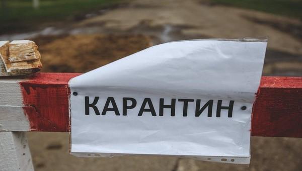 Под Серпуховом возникла угроза распространения смертельно опасного заболевания