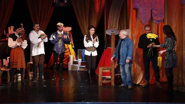 Театр из Серпухова открыл фестиваль «Долгопрудненская осень»