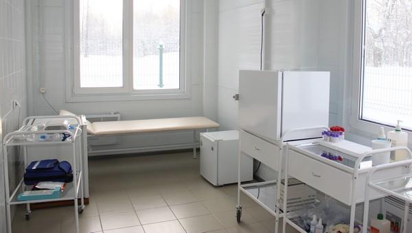 В пригороде Серпухова появится современное медучреждение