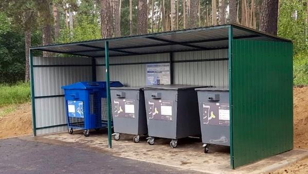 На домики для мусора в Серпухове потратят почти десять миллионов