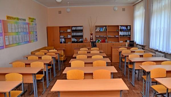 Почти 50% подмосковных школьников ушли по домам