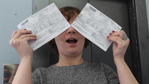 Более трети жителей Пущино перестали платить по счетам