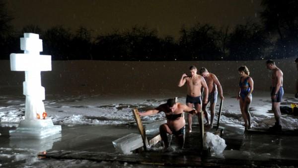 В Крещенскую ночь в Подмосковье ожидается знатный морозец