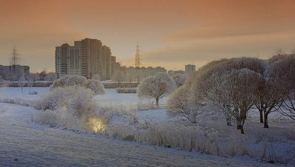 На следующей неделе в Подмосковье велик риск обморожения