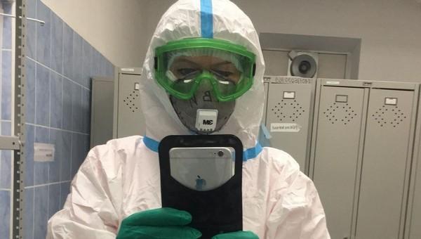 Врач продавала в Интернете надежную схему лечения коронавируса