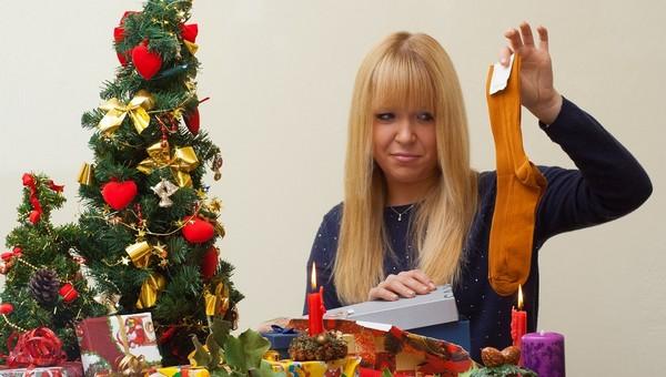 Какие новогодние подарки россияне хотели бы вернуть в магазин?