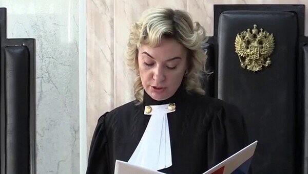 Президент повысил судью, вынесшую приговор Дмитрию Грачеву