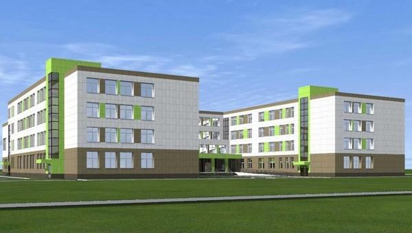 Стало известно, когда достроят новую школу в Ивановских двориках
