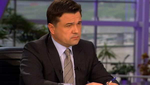 Какие вопросы зададут губернатору Воробьеву?