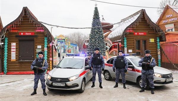 На территории резиденции Деда Мороза был задержан преступник