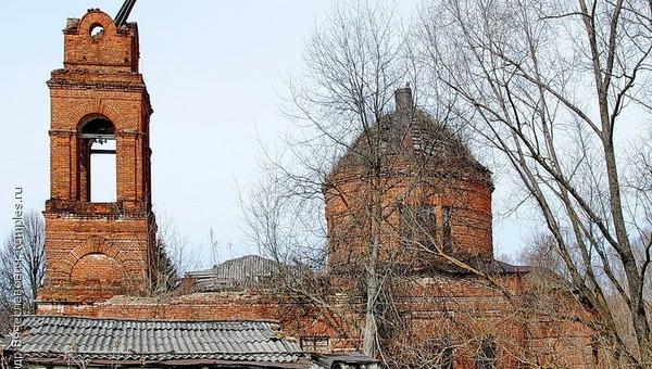 На популярном сайте объявлений продают…храм 19-го века
