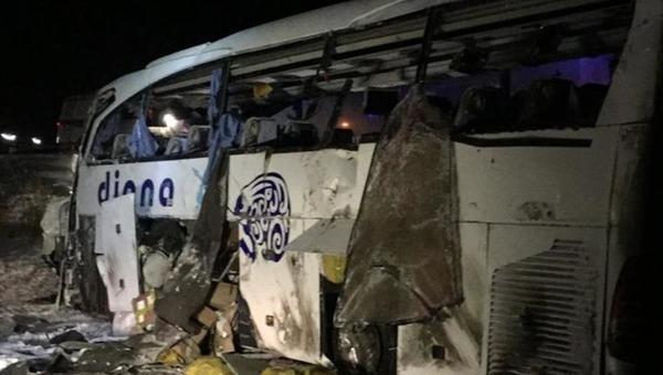 В ДТП с автобусом Москва-Волгоград серьезно пострадал ребенок