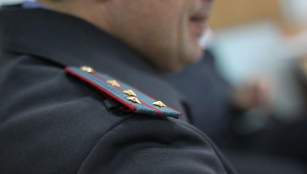 В Подмосковье задержаны трое полицейских