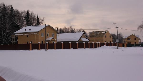 Под Чеховом при –25 в домах замерзают люди