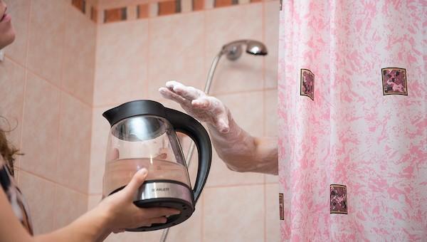 Названы даты отключения горячей воды в Пущино