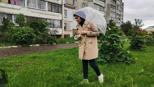 Жители Подмосковья собирают грибы прямо у собственных домов