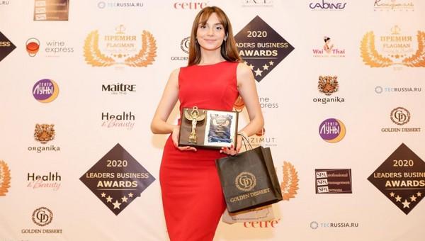 Парк Дракино получил награду как лучший cпа-отель Подмосковья