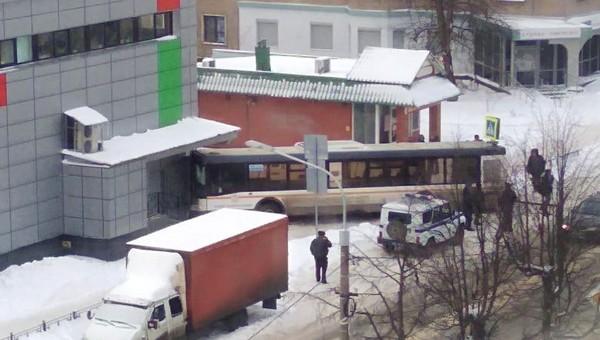 Еще одна крупная авария с рейсовым автобусом в Подмосковье