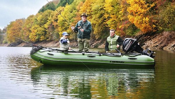 Как выбрать качественную надувную лодку