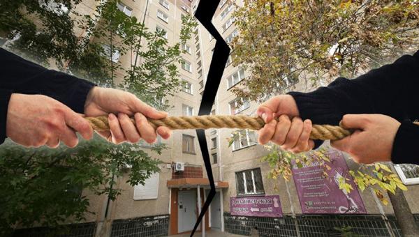 Жаркие страсти на улице Южной в Протвино